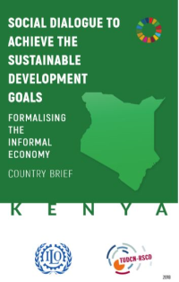 Social dialogue to achieve the Sustainable Development Goals - Kenya