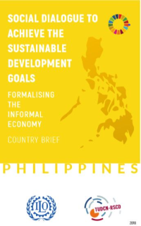 Social dialogue to achieve the Sustainable Development Goals - Philippines