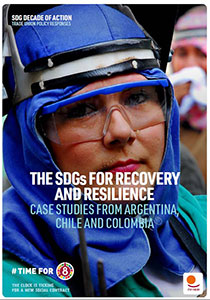 SDGs for crisis recovery and resilience in Latin America cover EN