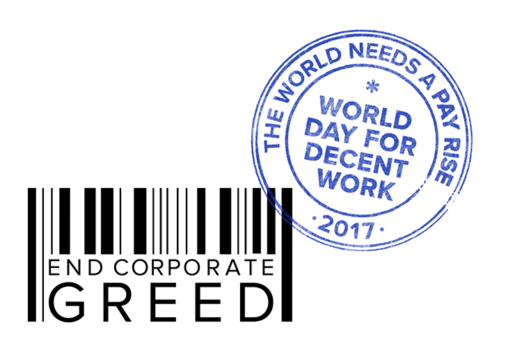 End Corporate Greed: The World Needs a Pay Rise